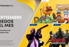 Anunciados los juegos de PlayStation Plus de septiembre