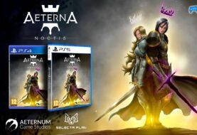 Aeterna Noctis anuncia su edición en formato físico para PlayStation 4 y PlayStation 5