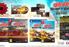 Gearshifters tendrá una edición coleccionista para PlayStation 4 y Nintendo Switch