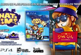 A Hat in Time tendrá edición física para PlayStation 4