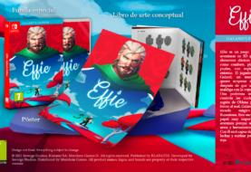La edición física Galand´s Edition de Effie para Nintendo Switch ya se encuentra a la venta