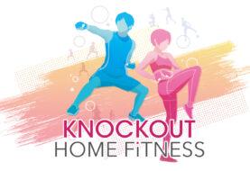 Knockout: Home Fitness para Nintendo Switch ya esta disponible para Nintendo Switch