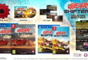 Gearshifters ya disponible en edición coleccionista para PlayStation 4 y Nintendo Switch